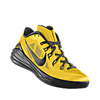 buy popular fc918 766db I designed the tour yellow Nike Hyperdunk 2014 Low iD men s basketball shoe  with black trim.