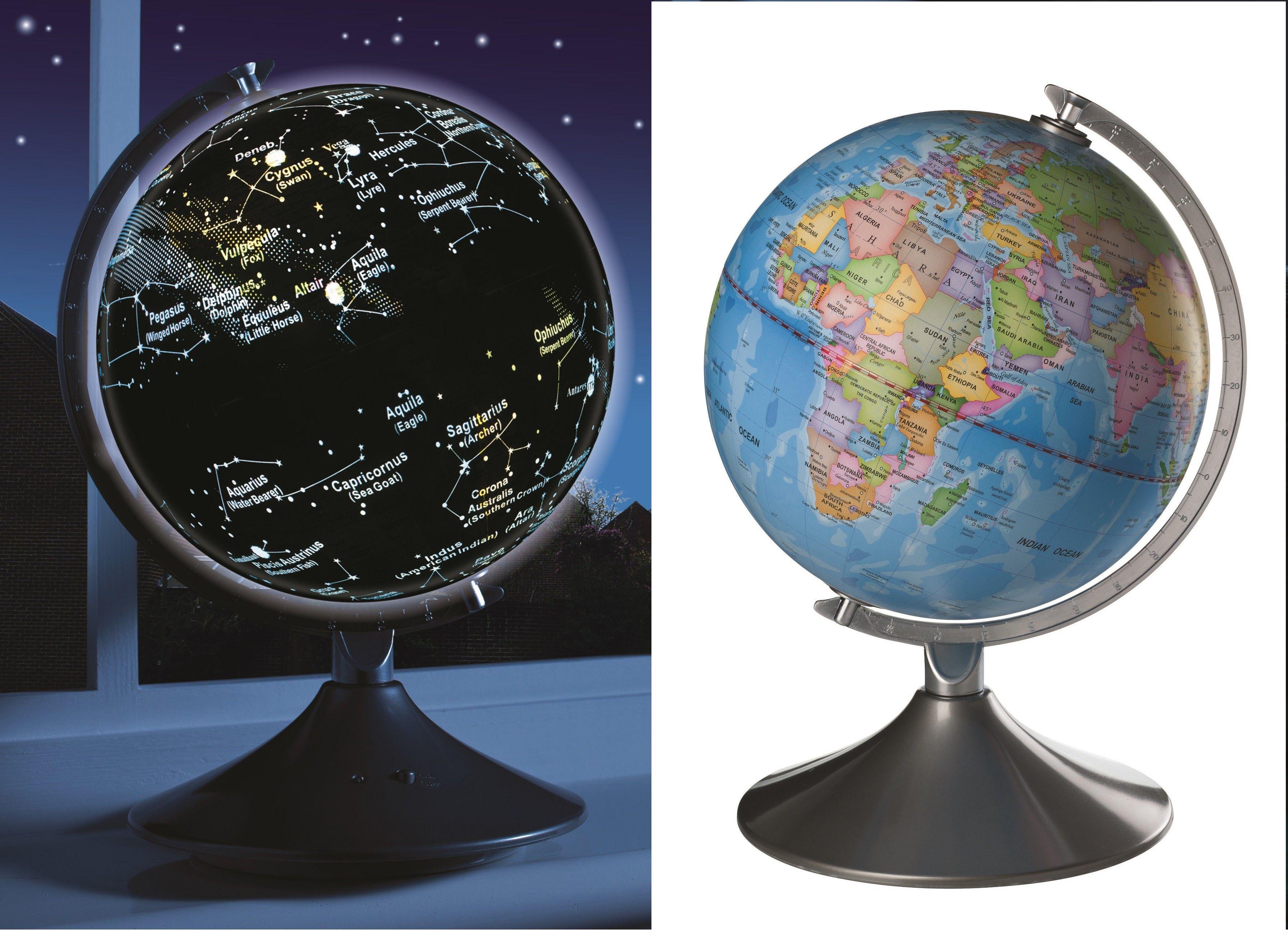 globus 2 in 1 mit led beleuchtung geschenke f r kinder pinterest. Black Bedroom Furniture Sets. Home Design Ideas