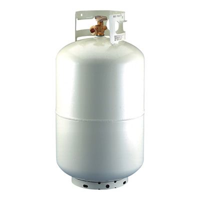 Worthington Cylinders Propane Tank With Opd Valve 30 Lbs Model 300948 In 2020 Propane Tank Propane Tank Gauge Fill Valve
