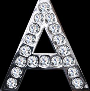 Pin by Elma Morris on Alfabet Letters Denim, diamonds