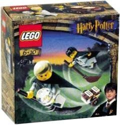 Lego Harry Potter Flying Lessons 4711 by LEGO. $39.99. Designed for Harry Potter fans. Recreate a scene from the world of Harry Potter. For ages 10 and up. Includes plastic orange flames and two characters. 23 piece set. The Harry Potter Lego range is the most collectible theme from Lego ever produced. You can relive all your favorite scenes from the movies and collect all of the main characters.