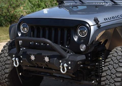 Black Textured Grill Jeep Jk Jeep Jeep Bumpers