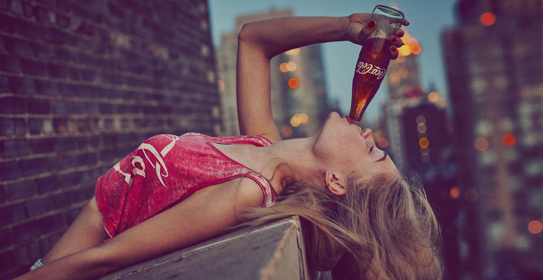 Publicidad Coca Cola Siente El Sabor Pin De Amparo Aura En Fotos Sesion De Fotos Vintage Ideas Para