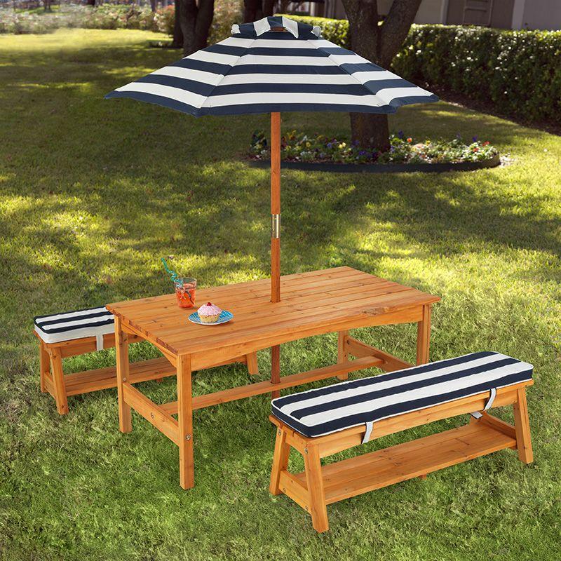 Costco mexico kidkraft juego de mesa banca con cojines - Cojines para sillas de jardin ...