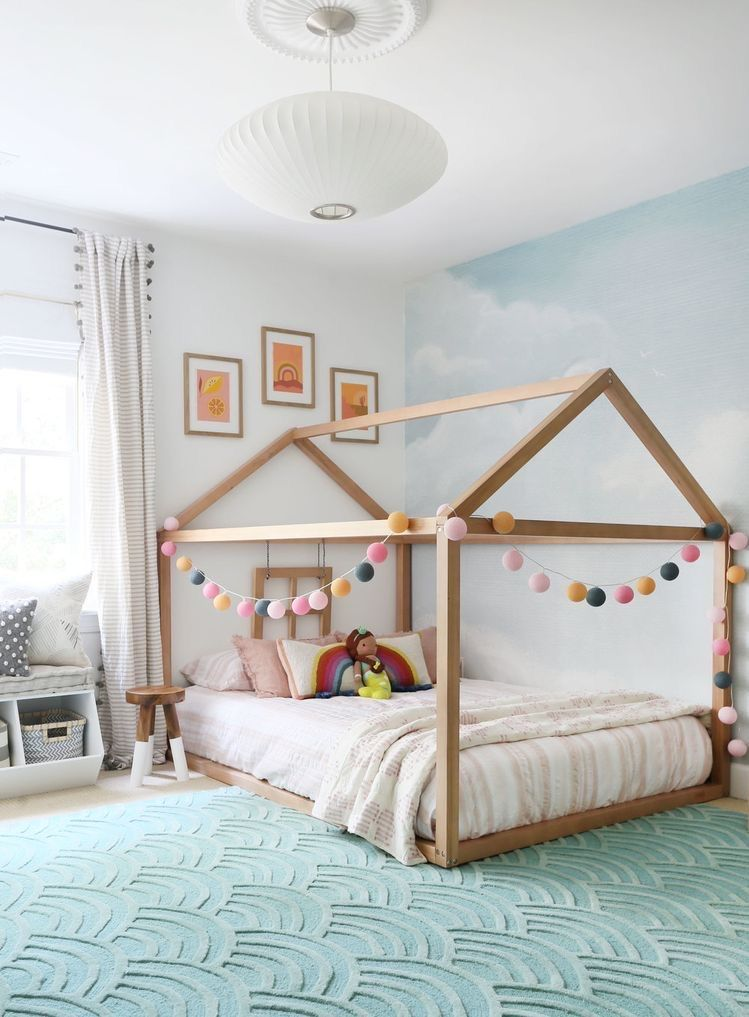Photo of Gender Neutral Nursery Wallpaper Ideas