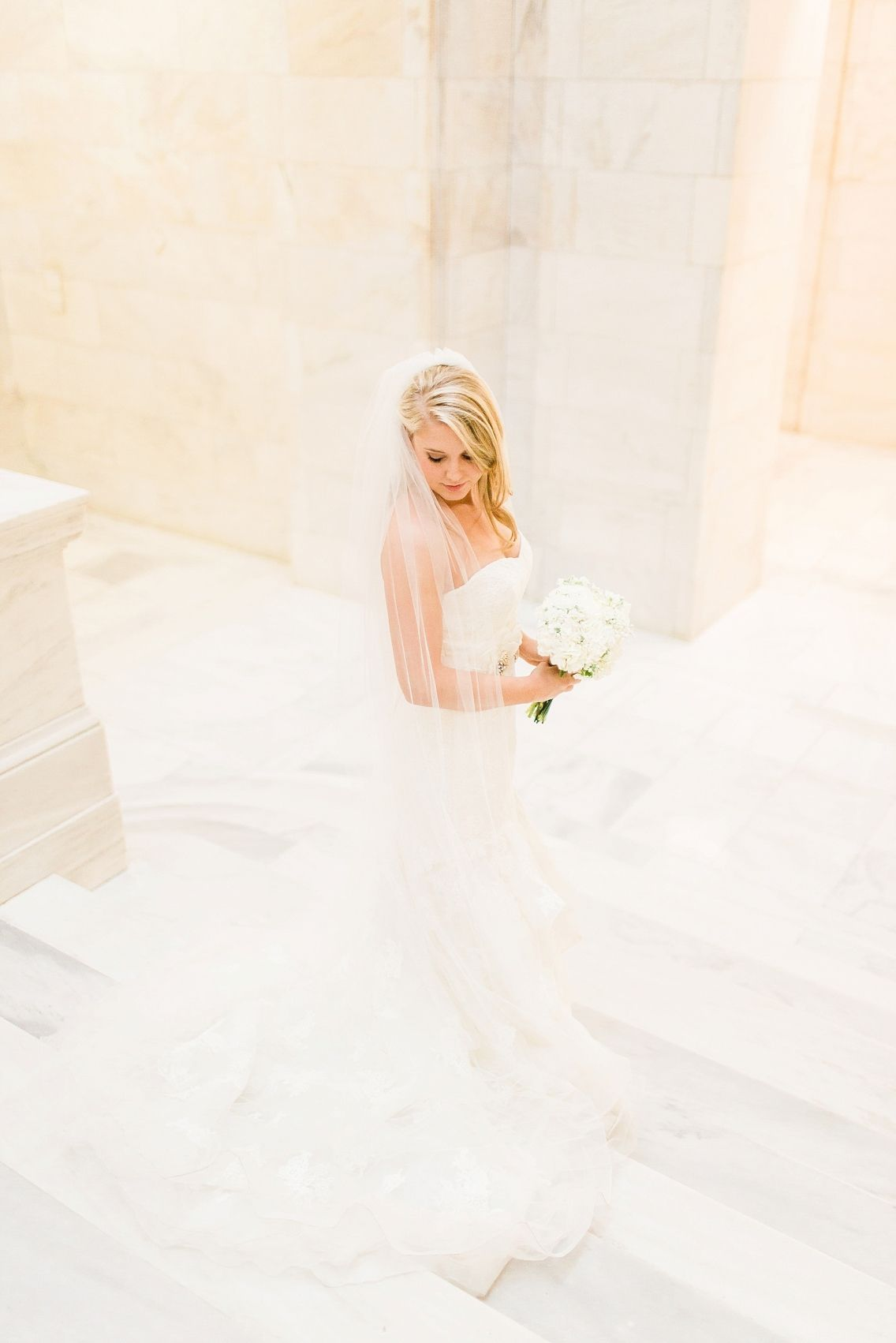 Capitol Building Bridals Little Rock AR Haley Arkansas Wedding Photographer