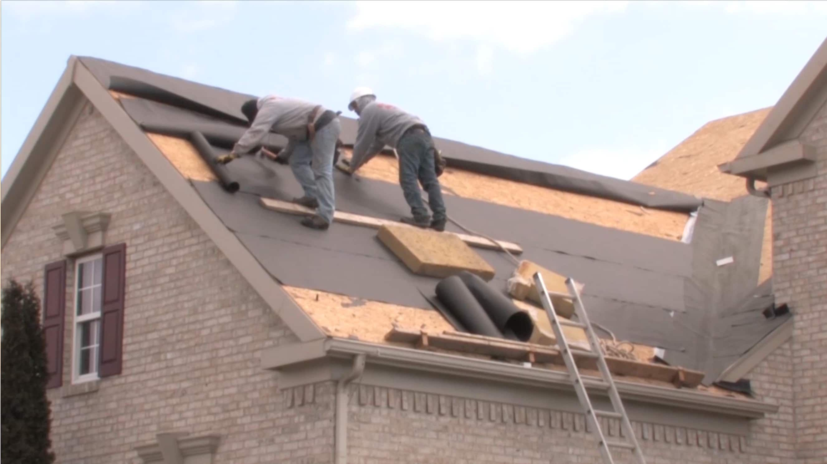 7 Warning Signs You Need A New Roof Roof Restoration Roof Cleaning Carpet Cleaning Hacks