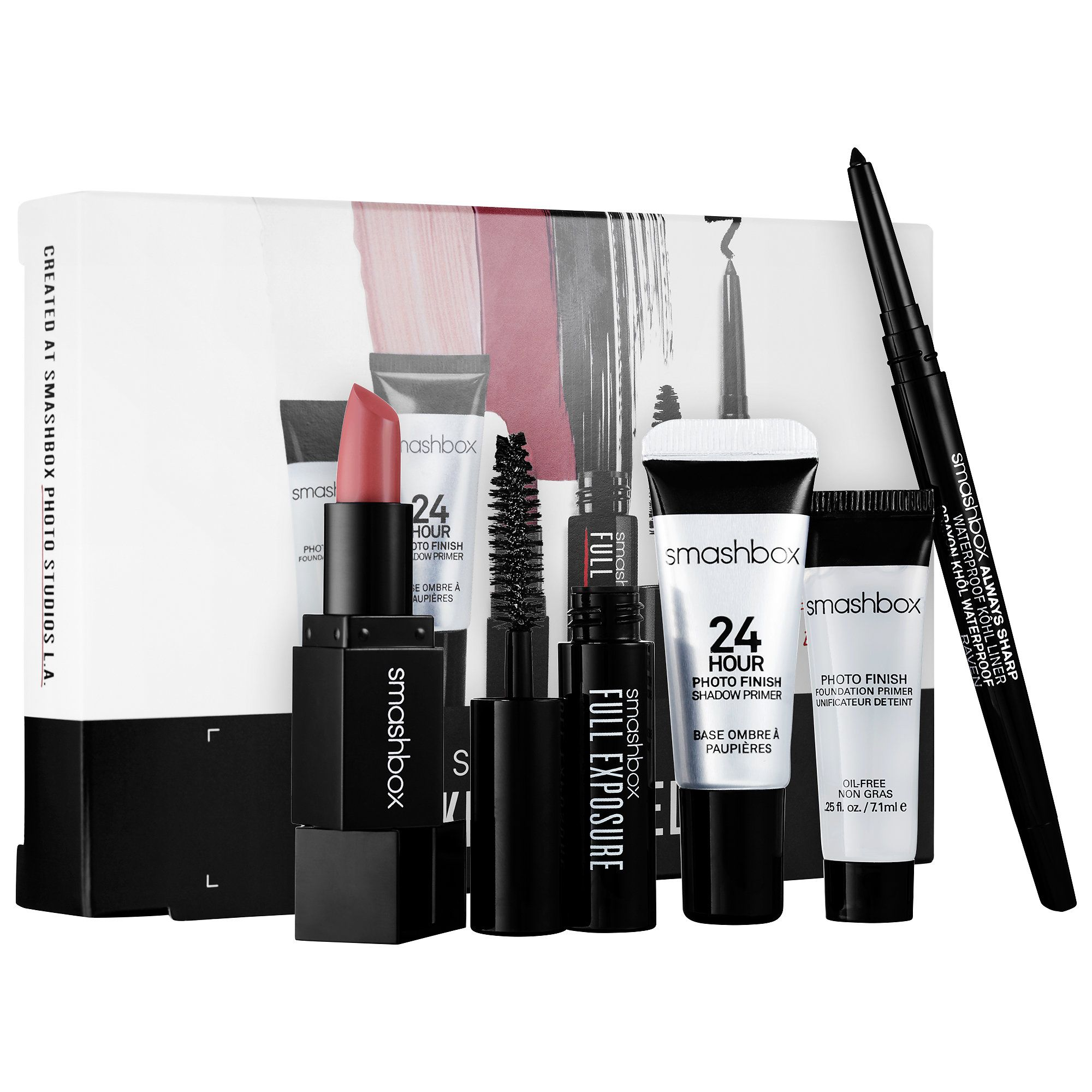 Shop Smashbox Try It Kit Bestsellers at Sephora. This