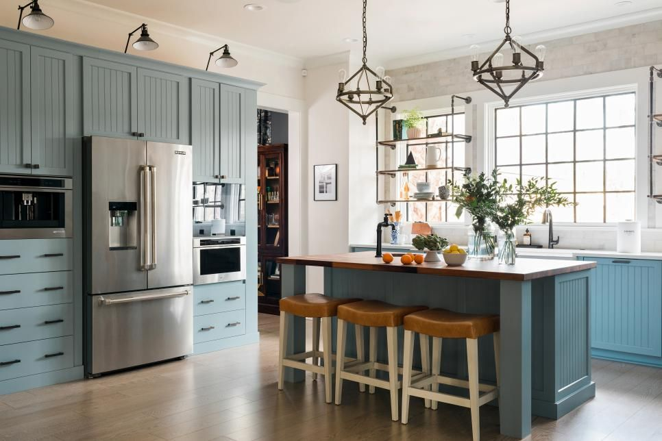 What S Smart About Hgtv Smart Home 2018 Kitchens Pinterest