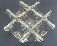 Billedresultat for vintage clear glass candle holder
