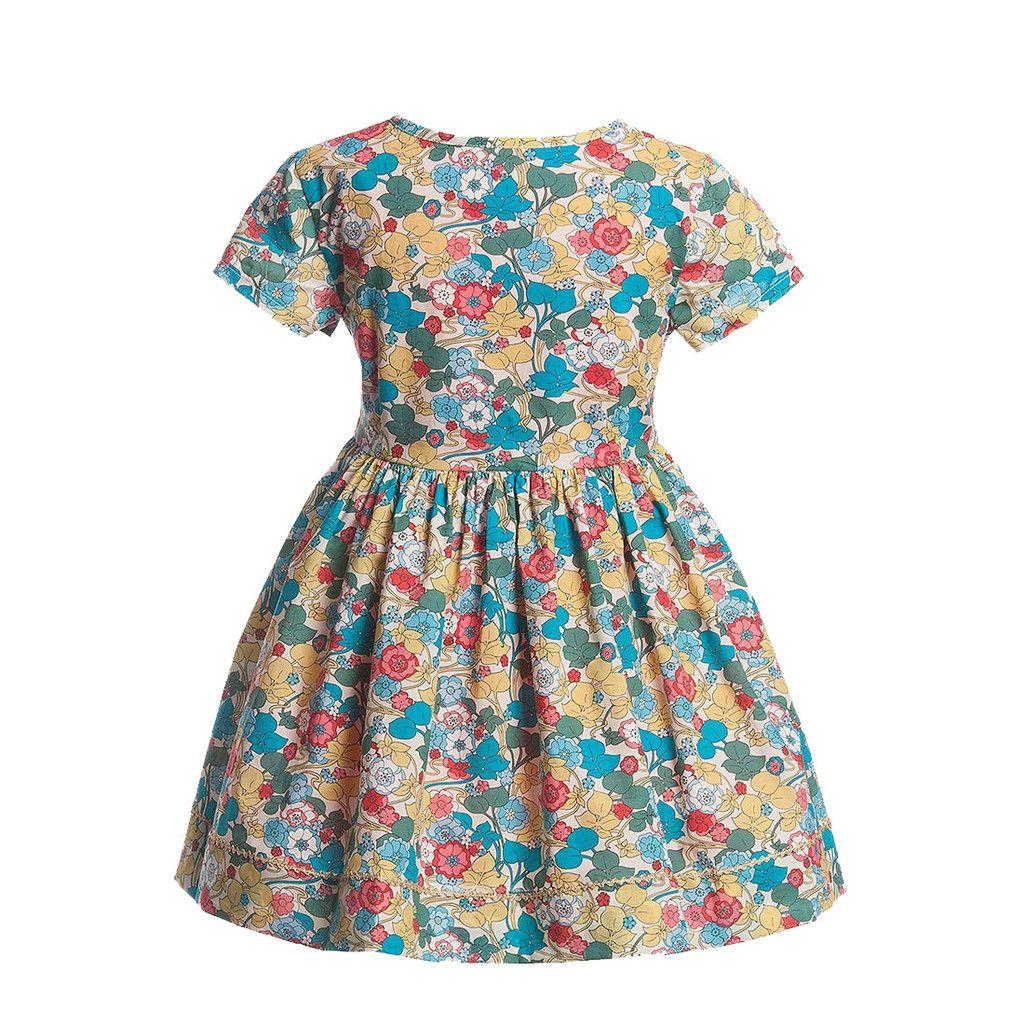 """Classic Dress in """"Boxford"""" Floral Print"""