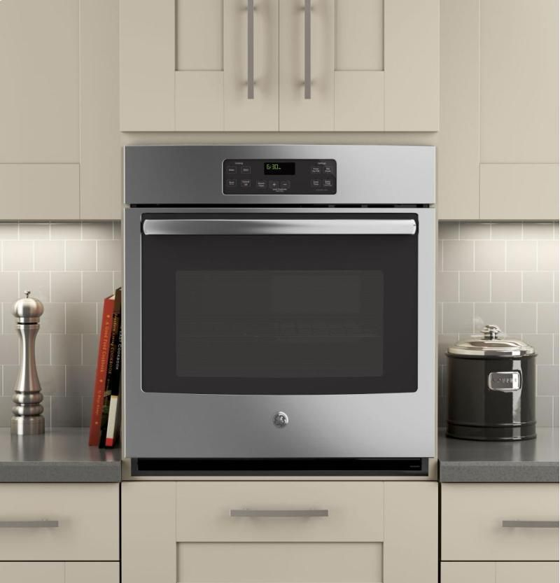 Ge 27 Built In Single Wall Oven Single Electric Wall Oven