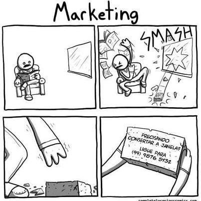 marketing. criando necessidades.