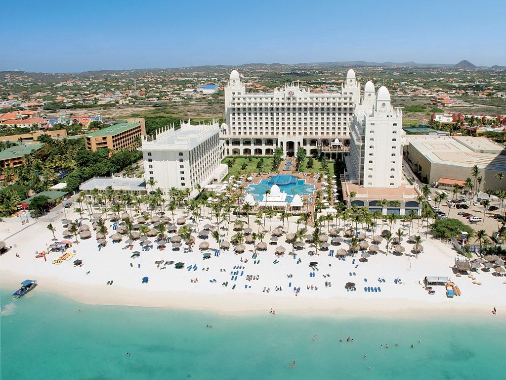 Hotel Riu Palace Aruba Palm Beach