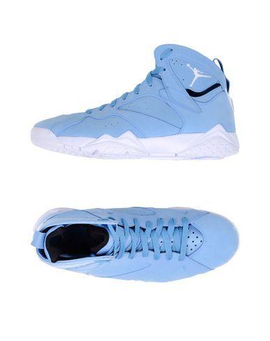 JORDAN Men's High-tops & sneakers Sky blue 7.5 US