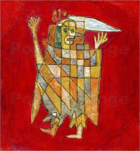 Paul Klee Allegorical Figure 1927 Klee 1879 1940