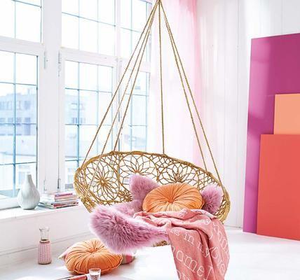 Hängesessel für Wohnung und Garten Fliegender teppich, Beinahe - hängesessel für wohnzimmer