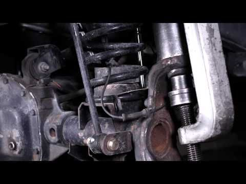 Teraflex Jk Hd Replacement Ball Joint Install Youtube With