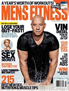 f6697f4e390 Men s Fitness  Print + Kindle