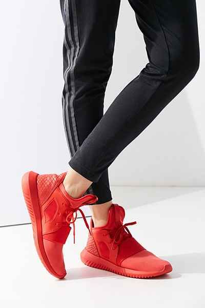 Buy Adidas Originals Tubular Defiant Black Sneakers for Women