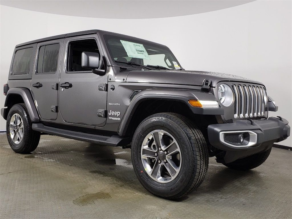 2018 Jeep Wrangler Sahara Jeep wrangler unlimited, Jeep