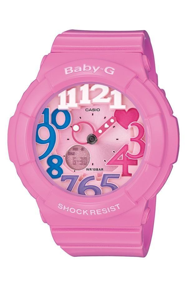 Baby G Dual Movement Watch 43mm Reloj Para Ninos Casio Baby G Shock Relojes Mujer