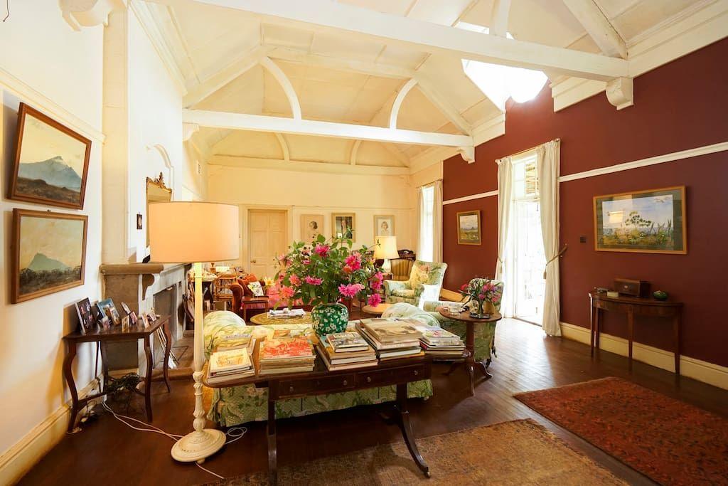 Built In 1919, Rosslyn Is One Of Nairobi