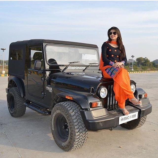 Thar Lover Jatti Jeep Lover Mahindra Thar Jeep Mahindra Jeep