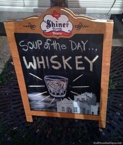 Nothing like some smart chalk art to make you giggle...