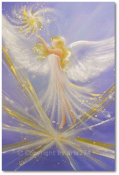 """Guardian Angel Art Photo /""""Part of you/"""" Bedroom Wall Decor Picture Poster Small"""