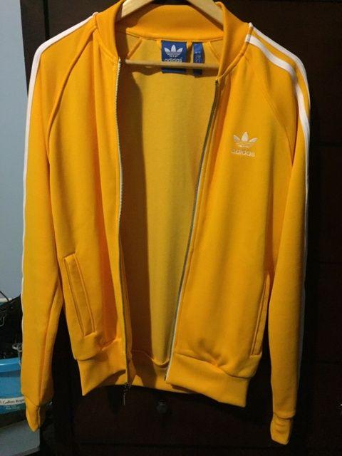 $72 Staple Men Athletic Track Jacket black