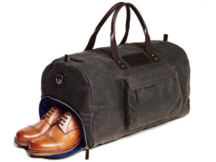 Ernest Alexander's New Must-Have Weekend Duffel Bag Infinite Legroom | Infinite Legroom