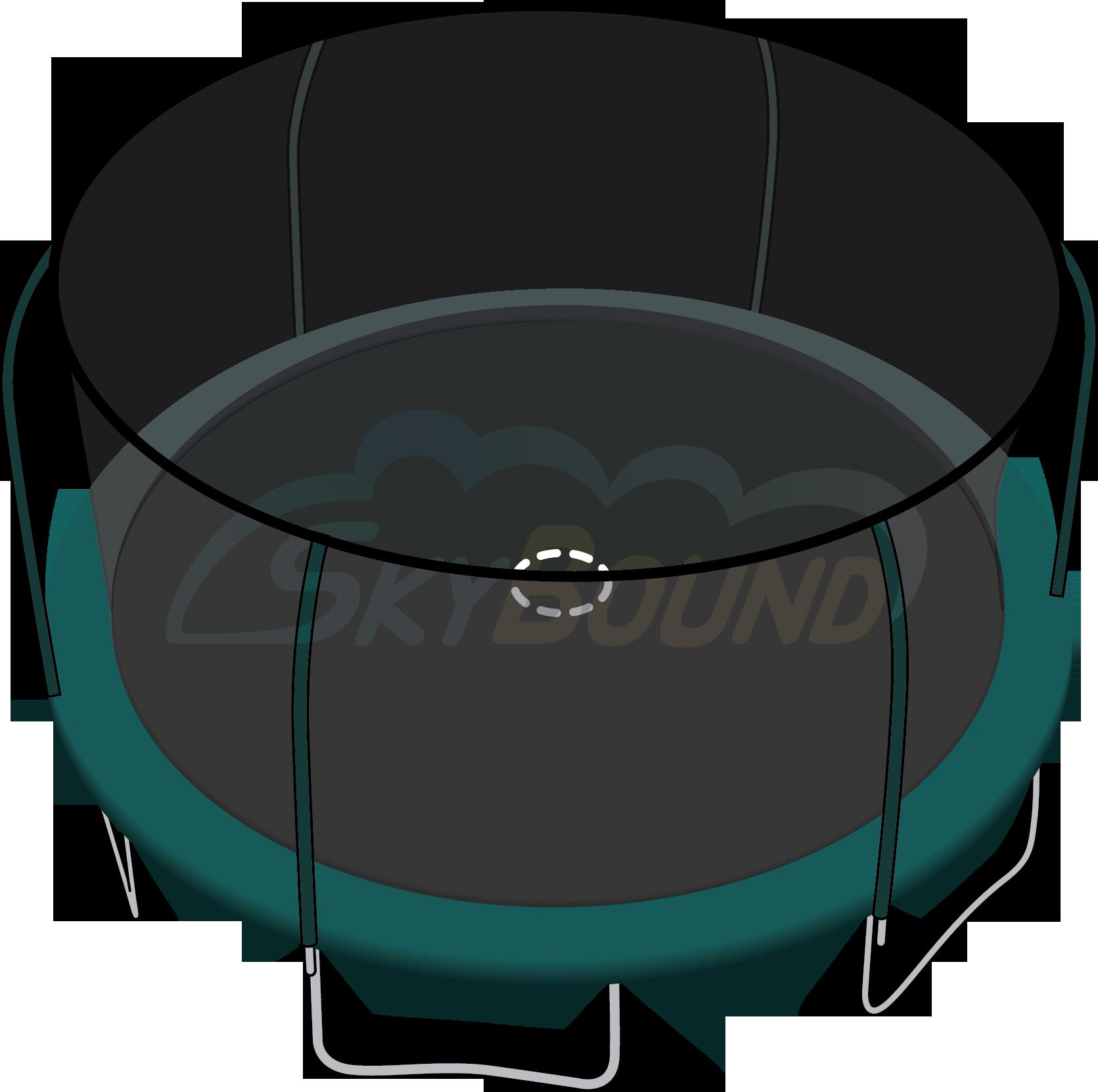 Sportspower Trampoline Missing Parts: Original Bounce Pro Enclosure Net