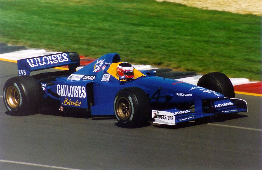 1997 Melbourne Prost Grand Prix JS45 Shinji Nakano Nice