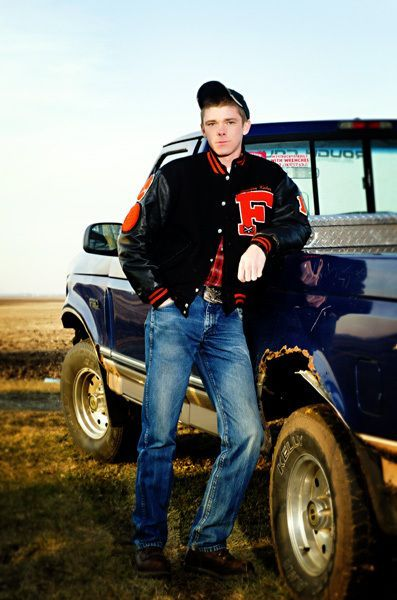 Senior Picture With Truck Senior Boy And Truck With Images