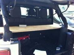 Diy Jeep Trunk Photobucket Diy Jeep Diy Jeep Storage Jeep Wrangler Unlimited