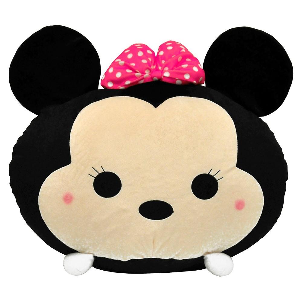 Astonishing Tsum Tsum Minnie Mouse Bean Bag Black Disney Multi Frankydiablos Diy Chair Ideas Frankydiabloscom