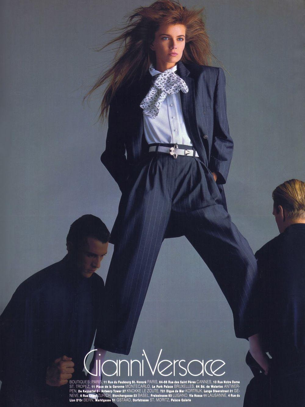 1980's power dressing - Sök på Google | Just a Little ...