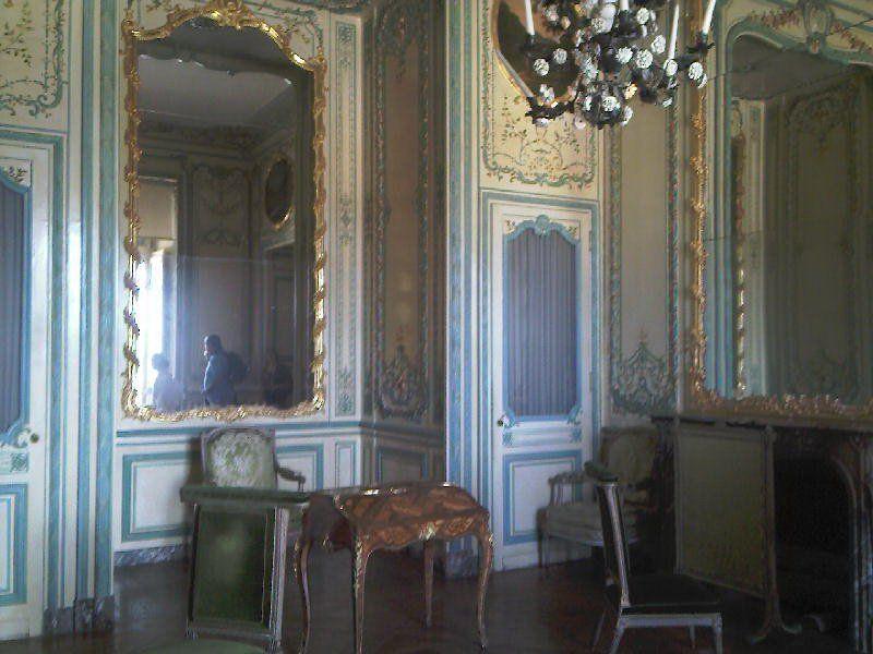 LE CABINET INTÉRIEUR DE LA DAUPHINE French interior, French style