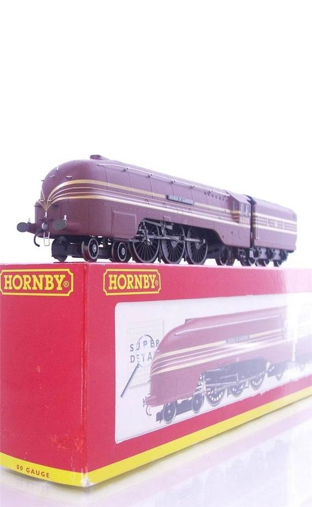 HORNBY R2179  - STREAMLINED LMS CORONATION  PACIFIC - DUCHESS OF GLOUCESTER 6225
