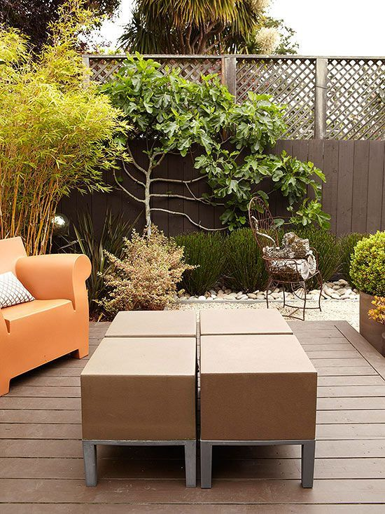.porch decor / ideas / inspiration . & 13 Tips to Make Your Deck More Private | Pinterest | Decking and Porch