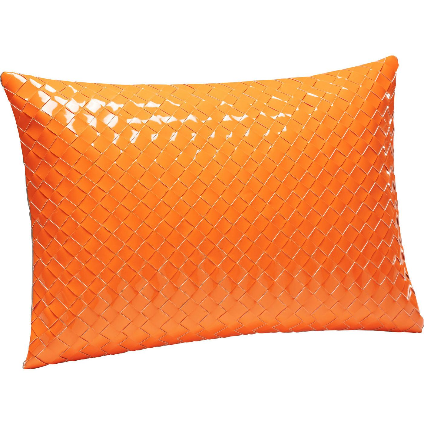 Kissen Orange Cushion Tessuto 35x50cm Kare Design Kare Karedesign Cushion