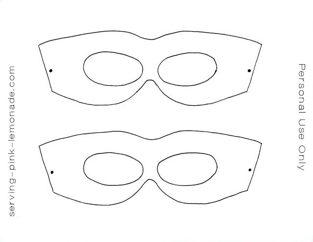 Templates For Ninja Turtle Masks My Littles Will Thank You Serving Pink Lemonade Your Creativity