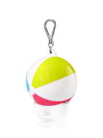 Beach Ball Pocketbac Holder Bath And Body Works Bath And Body