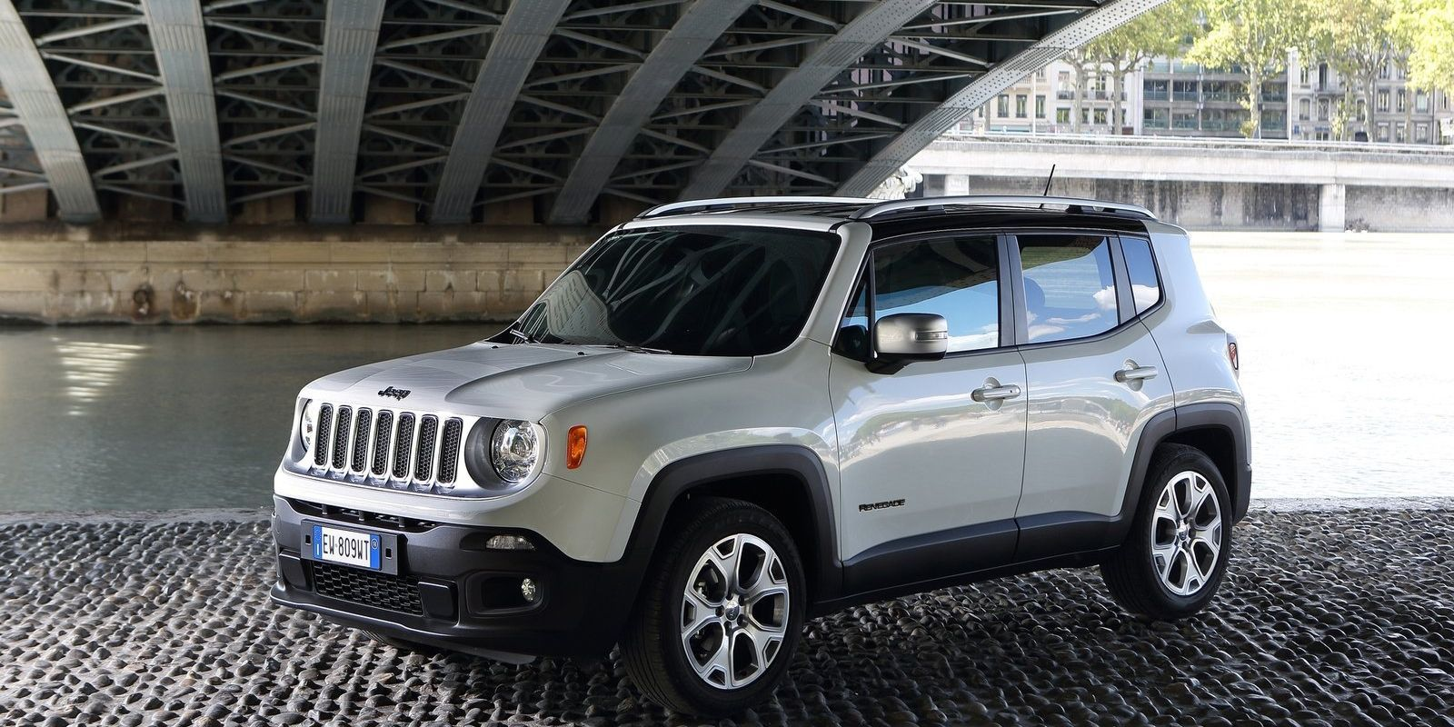 These 9 Cars Only Come With A Manual Transmission Jeep Renegade