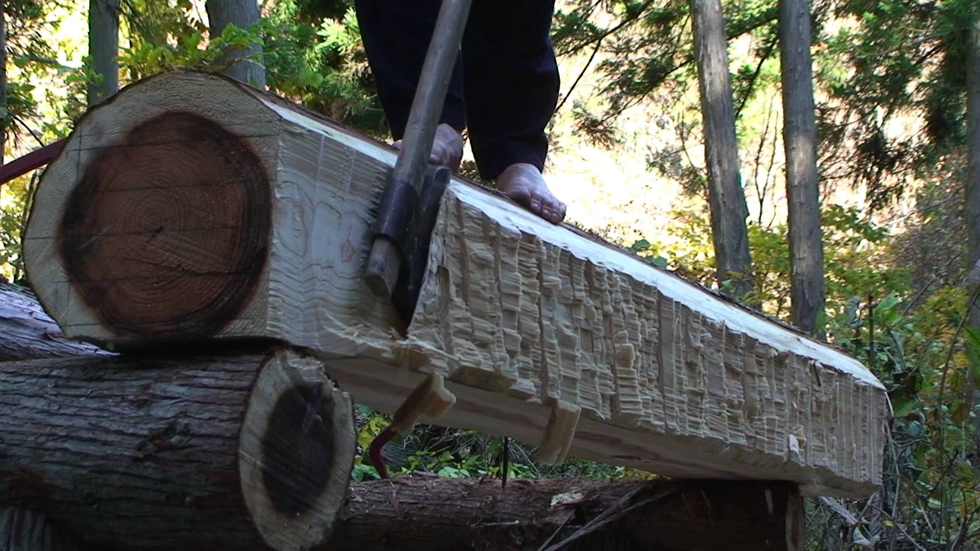 Japanese hewing