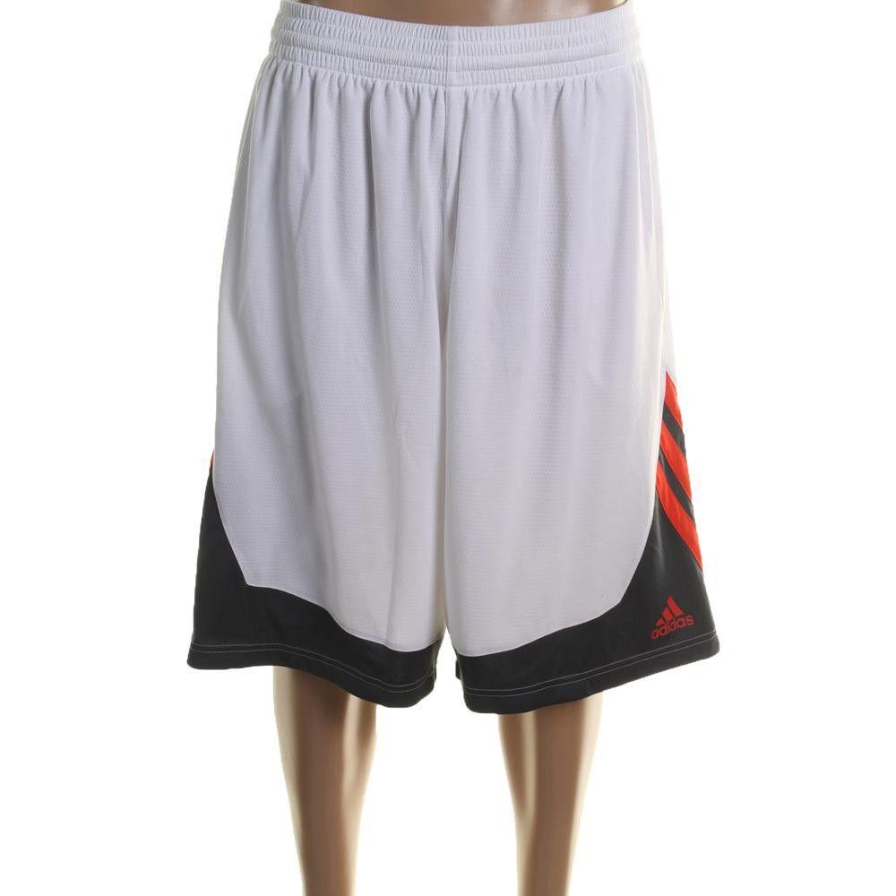Adidas Mens Superstar Textured Colorblock Shorts
