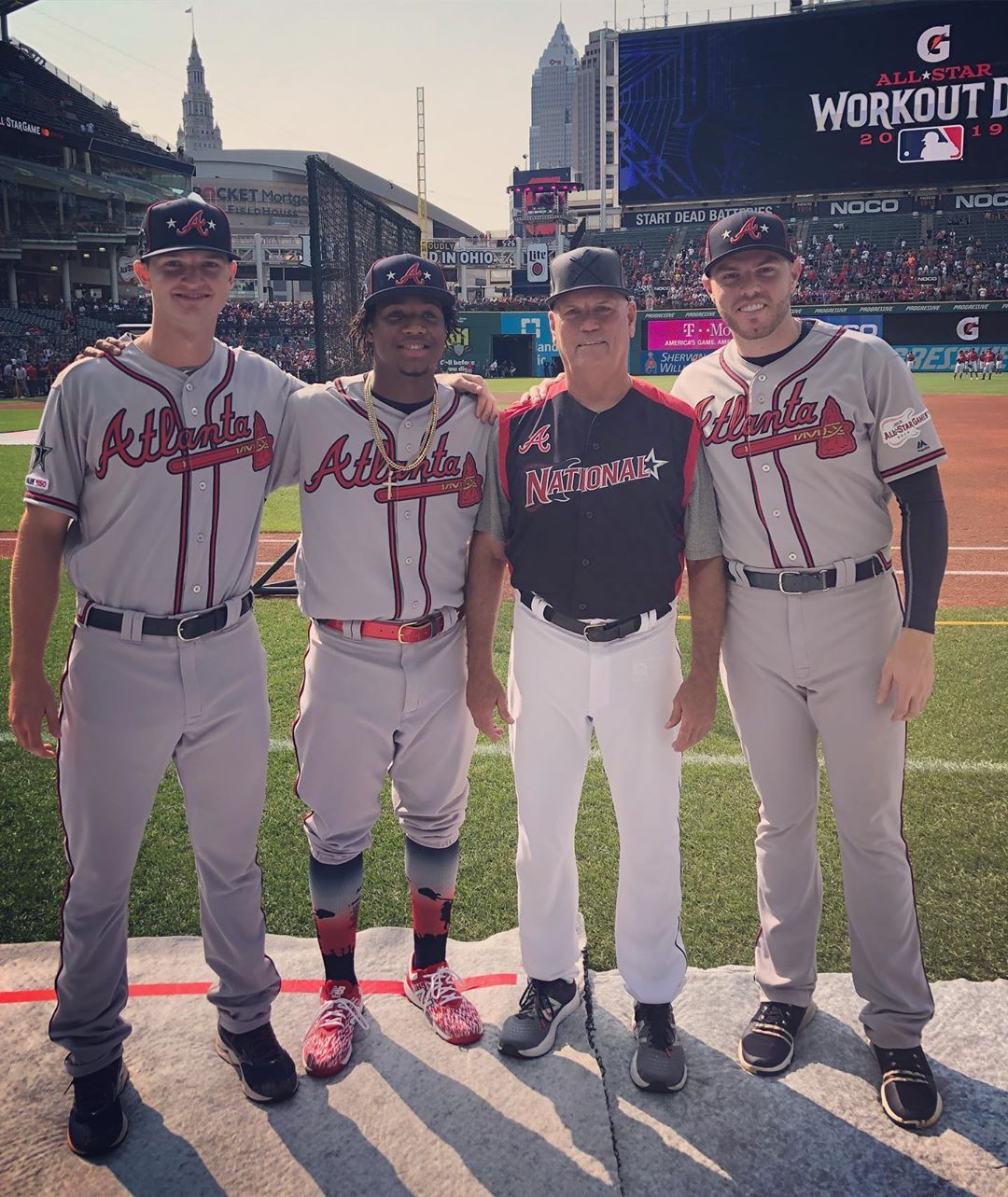 Atlanta Braves Baseball Atlanta Braves Braves