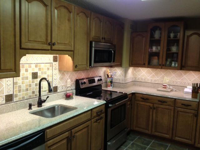 Kitchen under cabinet lighting and other low cost LED lights by