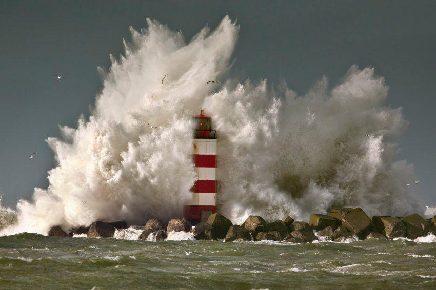 Wetter Holland Meer